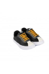 Pantofi Baieti Bibi Agility Mini Grafit/Alb