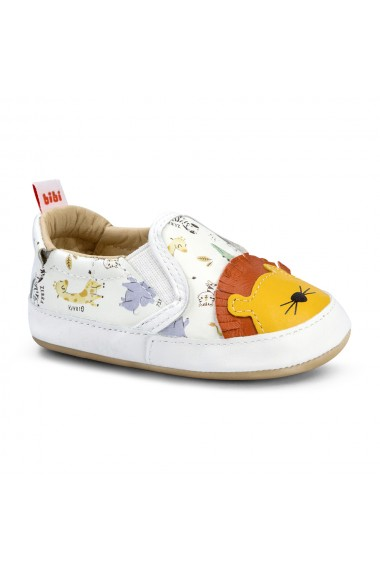 Pantofi Baietei Bibi Afeto Joy Baby Safari