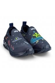 Pantofi Baieti LED Bibi Space Wave 2.0 Fun Space
