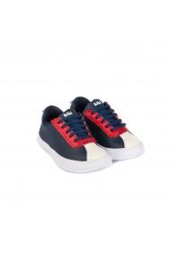 Pantofi Baieti Bibi Agility Mini Naval/Alb