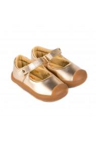 Pantofi Fete Bibi Prewalker Aurii