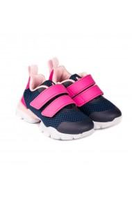 Pantofi Sport Fete BIBI Drop New Naval/Pink