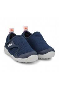 Pantofi Baieti Bibi FisioFlex 4.0 Naval cu Velcro
