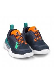 Pantofi Sport Baieti BIBI Line Flow Naval