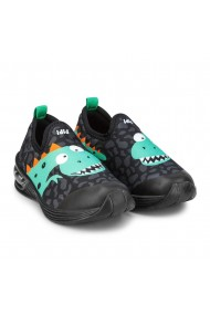 Pantofi Baieti LED Bibi Space Wave 2.0 Dino
