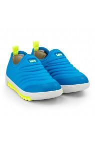 Pantofi Sport Baieti Bibi Roller New Aqua/Yellow