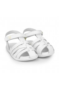 Sandale Fete BIBI Baby Soft Alb