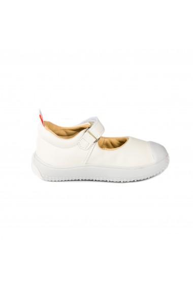 Pantofi Fete Bibi Prewalker Albi
