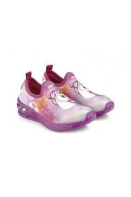 Pantofi Fete LED Bibi Space Wave 2.0 Unicorn Degrade