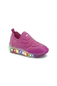 Pantofi Sport LED Bibi Roller Celebration Rosa
