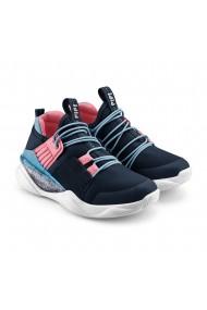 Pantofi Sport Fete Bibi Line Flow Naval/Cherry