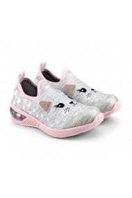 Pantofi Fete LED Bibi Space Wave 2.0 Cat