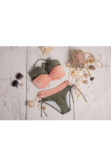 Costum de baie Jolenttine Azore JOCB00009AZR roz pudra