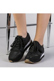 Pantofi sport dama Fiona negri