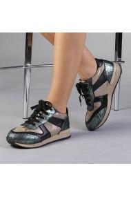 Pantofi sport dama Alaina negri