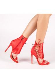 Sandale dama Francisca rosii