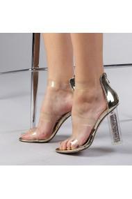 Sandale dama Taisa bej