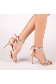 Sandale dama Adela bej