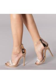 Sandale dama Malina sampanie