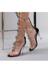 Sandale dama Isaura negre
