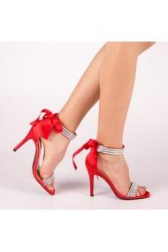 Sandale dama Adela rosii