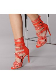 Sandale dama Morana rosii