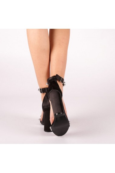 Sandale dama Lindy negre