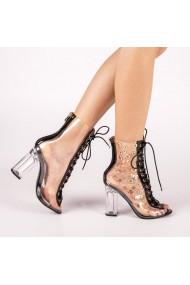 Sandale dama Jovanka negre