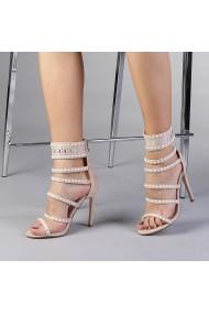 Sandale dama Fabiola bej