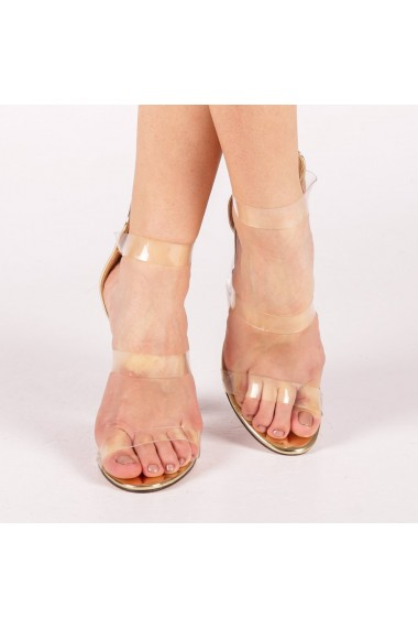 Sandale dama Taisa aurii