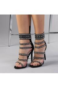 Sandale dama Fabiola negre