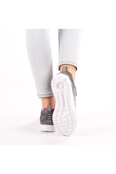 Pantofi sport dama Darrina gri