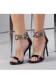 Sandale dama Ysabel negre