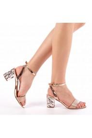 Sandale dama Rosa bej