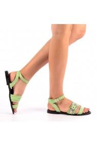 Sandale dama Ica verzi