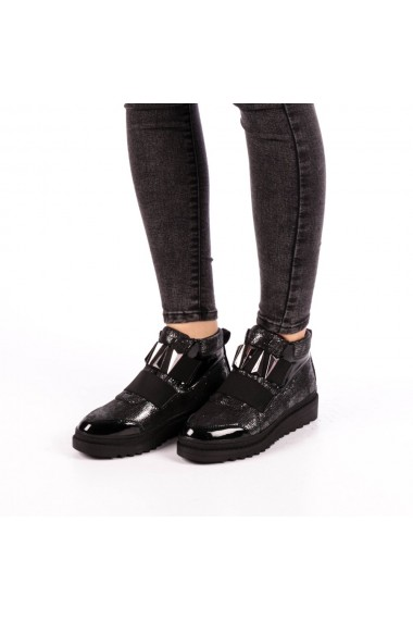 Pantofi sport dama Aura negri