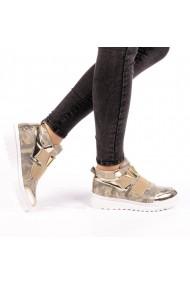 Pantofi sport dama Aura aurii