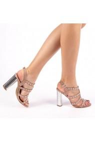 Sandale dama Olivia roz