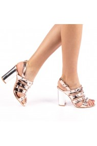 Sandale dama Annis bej