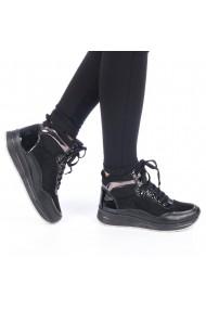 Pantofi sport dama Ederna negri