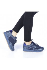 Pantofi sport dama Iuliana albastri