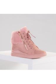 Ghete dama Leontina roz