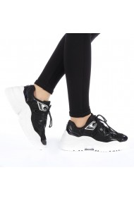 Pantofi sport dama Donatela negri