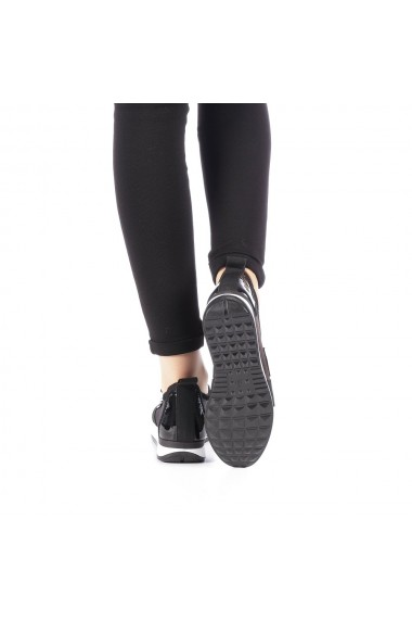 Pantofi sport dama Sansa negri