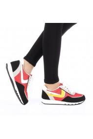 Pantofi sport dama Bony rosii
