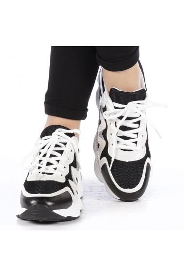 Pantofi sport dama Aguda negri