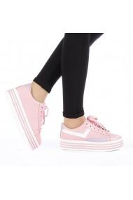 Pantofi sport dama Gratiela roz