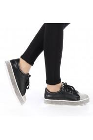 Pantofi sport dama Zilla negri