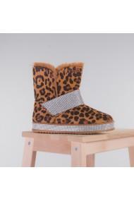 Cizme de dama Belinda leopard