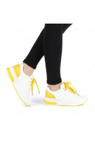 Pantofi sport dama Volver galbeni